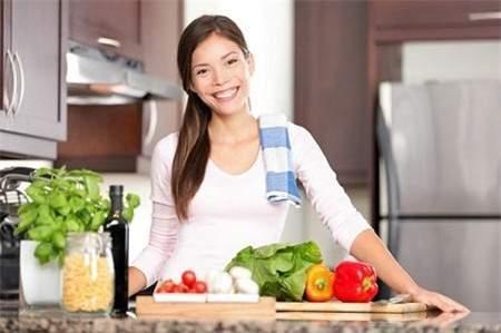 mẹo vặt, nhà bếp, bữa ăn gia đình, giảm lượng chất béo, lành mạnh, thực phẩm, dinh dưỡng