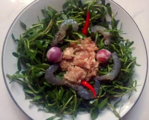 món ngon, rau đắng nấu tôm thịt, sức khỏe, dinh dưỡng gia đình, thực phẩm, nội trợ