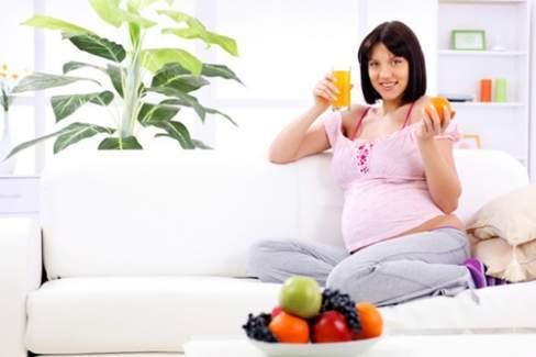 mang thai, lợi sữa, nước cam, thuốc bổ, ngừa dị tật, tăng sức đề kháng,bổ sung canxi