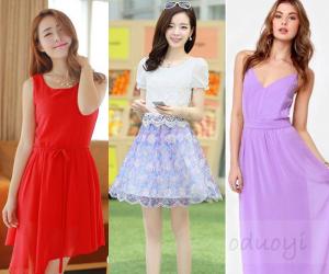 Váy mùa thu, váy nữ, váy dạo phố, Váy maxi, Váy voan, váy ren, xu hướng thời trang thu 2014