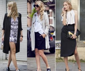 phong cách tối giản, minimalism, mix đồ, mix đồ mùa thu,xu hướng thời trang thu 2014