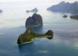 Đảo trực thăng, Đảo cá ngựa, Đảo cá heo, Đảo trái tim, Đảo dương vật, Đảo lạ, thiên nhiên