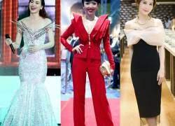 sao Việt mặc đẹp, style sao Việt, thời trang tuần qua, sao việt mặc đẹp, hồ ngọc hà, tóc tiên, diễm my 9x, mỹ tâm