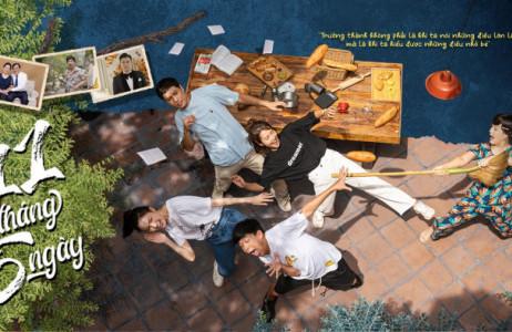 Xóm trọ trong phim '11 tháng 5 ngày' có gì mà sinh viên nào cũng ao ước?