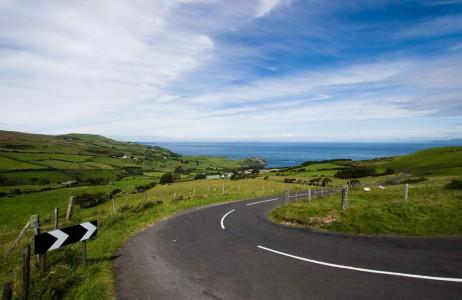Con đường ven biển Antrim, Bắc Ai-len