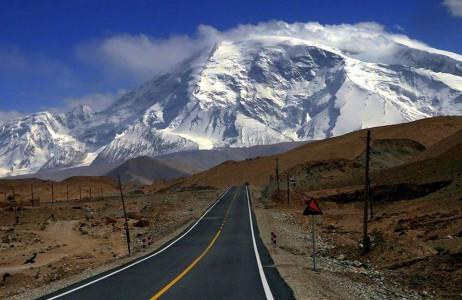 Đường cao tốc Karakoram, Pakistan