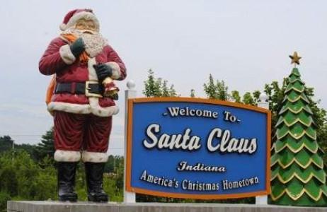 Santa Claus, Indiana, Mỹ