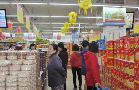 Tết nay các bà nội trợ giờ sắm Tết trong…siêu thị.
