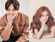 Jin Ju Hyung, chi pu hẹn hò Jin Ju Hyung, Chi Pu, sao hẹn hò, cua so tinh yeu