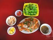 bánh mì nướng, Ẩm thực Lạng Sơn, món ăn vặt ngon, món ăn đặc sắc, Phở vịt quay, món ăn độc đáo, cua so tinh yeu
