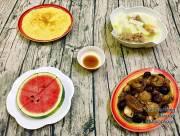 thực đơn, gà om nấm, canh su hào, cua so tinh yeu