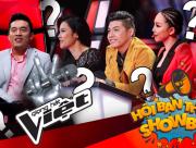 thu phương, tóc tiên, dàn HLV The Voice 2018, noo phước thịnh, lam trường, The Voice 2018, Giọng hát Việt, cua so tinh yeu