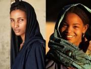bộ lạc độc đáo, bộ lạc du mục, sa mạc Sahara, văn hóa lạ, cua so tinh yeu