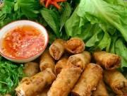 ẩm thực, cách làm món chay, cách làm món ngon, đồ ăn chay, đồ chay, món ngon, nem chay rán, cua so tinh yeu