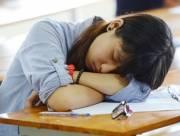 giấc ngủ, mùa thi, ap luc, cua so tinh yeu