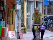 xe ôm miễn phí, người nghèo, cua so tinh yeu