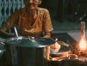 quận gò vấp, thưởng thức món ăn, chè đèn dầu, ăn cả thế giới, quán xá sài gòn, chè Sài Gòn, món ngon phải thử, Sài Gòn, cua so tinh yeu