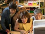 sung dong il, The Accidental Detective 2: In Action (2018), lee kwang soo, doanh thu phòng vé, top box office, cua so tinh yeu