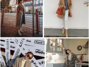 Đẹp, Thời trang, Xu hướng 2018, Mặc đồ đẹp, Thời trang Thu/Đông 2018, Áo len cổ lọ, Áo khoác dạ, cua so tinh yeu