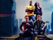 Siêu anh hùng, marvel, disney, phim siêu anh hùng, Disney+, Netflix, phim netflix, phim Âu Mỹ, Daredevil, Punisher, Jessica Jones, Iron Fist, Luke Cage, Cư dân mạng, cua so tinh yeu