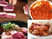 Cách ướp thịt nướng, ướp thịt, công thức pha sốt, thịt nướng, bbq, cua so tinh yeu