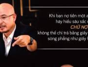 Đặng Lê Nguyên Vũ, câu nói nổi tiếng, triết lý kinh doanh, bài học kinh doanh, phao cứu sinh, cà phê Việt, vua cà phê , cua so tinh yeu