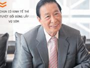Lý Triệu Cơ, tỷ phú Hồng Kông, tỷ phú châu á, luật thành công cơ bản , cua so tinh yeu