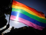 LGBT, cờ cầu vồng, cua so tinh yeu
