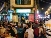 5 khu phố ẩm thực, nức tiếng Hà Nội, cửa sổ tình yêu.