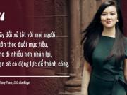 Mogul, nữ doanh nhân, Cô gái gốc Việt, tạp chí Forbes, người Mỹ gốc Việt, trùm truyền thông, dự án khởi nghiệp, cua so tinh yeu