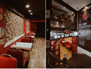 Nhà hàng, chuẩn phong cách Mỹ, Hà Nội, cửa sổ tình yêu.