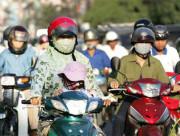 ô nhiễm không khí, bụi mịn, tử vong, giết người, cua so tinh yeu