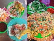 Món ăn ngon, giá bình dân, xứ Huế, cửa sổ tình yêu.