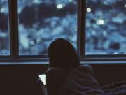 nghiện điện thoại, hỏng mắt vì điện thoại, chuyện hy hữu , cua so tinh yeu