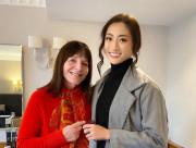 Lương Thùy Linh, Miss World, hoa hậu thế giới, cua so tinh yeu