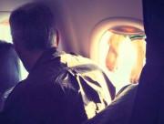 sự cố hàng không, chuyện hy hữu, máy bay, cua so tinh yeu