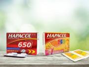 hạ sốt, paracetamol, sức khỏe mùa dịch, Hapacol 250
