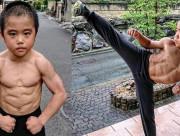 Lý Tiểu Long, võ thuật, Chân Tử Đan, Lý Tiểu Long nhí 10 tuổi