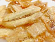 """Chế biến """"snack chuối xanh"""" giòn rụm, siêu sạch cho con"""