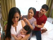 mẹ chồng, nàng dâu, khó tính, xung đột, ly hôn, ra riêng, khó xử, thuê nhà, tìm việc, điều tiếng. hiếu thảo
