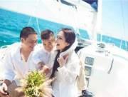 Kim Hiền, Đan Lê, Hải Yến, mỹ nhân, diễn viên, màn ảnh việt, kết hôn lần hai, hai lần đò, hạnh phúc, tổ ấm