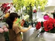 mẹo vặt, gia đình, làm sạch hoa giả, nội trợ, hoa giả