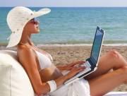 Đi du lịch, kiếm tiền, thu nhập, công việc khi đi du lịch, viết blog, biểu diễn, làm việc, trại hè, chụp ảnh