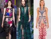 London Fashion Week, tuần lễ thời trang, bộ sưu tập nổi bật, xu hướng thời trang, thời trang xuân hè 2015