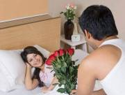 ngày phụ nữ việt nam,tặng quà, hoa, gia đình, chồng, hạnh phúc, không được nhận quà