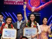 Cuộc thi, én vàng, người dẫn chương trình, giải thưởng, quán quân, mỹ linh