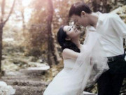 Thanh thanh hiền,kết hôn,đám cưới, chế phong, tình yêu, chuyện tình cảm