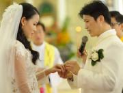 Dustin Nguyễn,  Bebe Phạm, kết hôn, đám cưới