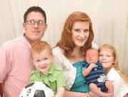Andrew Pulsipher, sống chung, hiv, con không bị lây, 34 năm