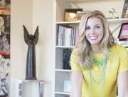nữ tỷ phú , tỷ phú , người phụ nữ quyền lực , Chân dung nữ tỷ phú trẻ nhất thế giới tỷ phú trẻ, Sara Blakely